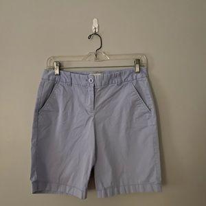 J.Crew Bermuda Shorts Size 2